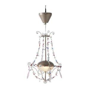 ikea minnen lampe leuchte h ngeleuchte h ngelampe kronleuchter kinderzimmerlampe ebay. Black Bedroom Furniture Sets. Home Design Ideas
