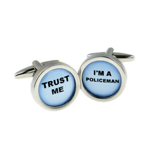 Excellent TRUST ME I/'M A JOURNALIST Cufflinks X2BOCB005