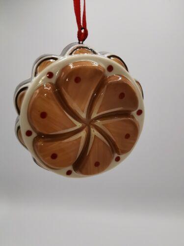 Villeroy /& Boch 14-8613-6675 Porzellananhänger kleine Kuchenform