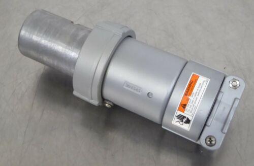 T165922 Emerson Appleton Powertite ACP1033CD Aluminum 100 Amp Plug 3 Pole 3 Wire