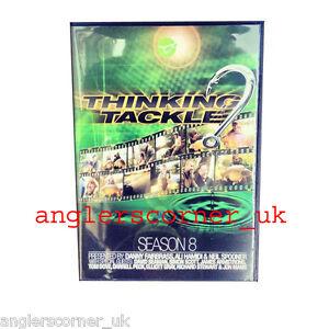 Korda Thinking Tackle Season 8 / Carp Fishing DVD