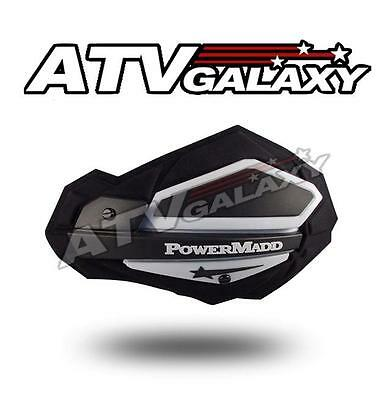 Black PowerMadd 34240 Star Series Handguard Extension