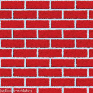 40ft-Christmas-Scene-Setter-Room-Roll-Red-Brick-Wall