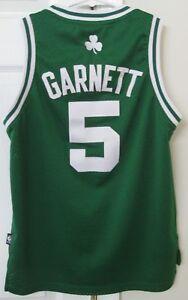 Adidas Celtics Kevin Garnett Jersey