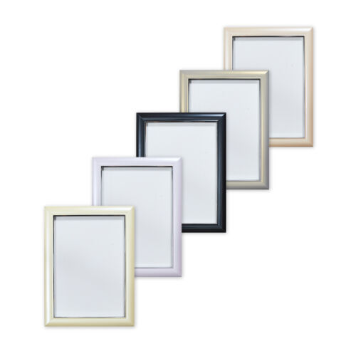 Retro /'American dinner /' Picture Frame Photo Poster Frames Gloss Colours