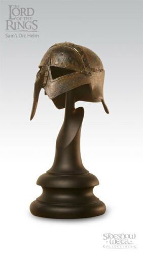 LORD OF THE RINGS SAM ORC HELMET 1:4 by Weta Sideshow