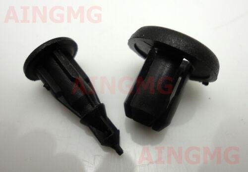 30 Pcs For Honda Acura Fastener Rivet Push-Type Retainer Clips 91503-SZ3-003 BPY