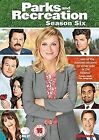 Parks and Recreation Season 6 Series Six DVD - Region 2 UK