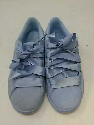 Puma Women's Vikky Ribbon Sneaker Blue