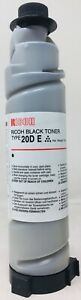 Ricoh-885369-Type-20D-and-815109-K78-Toner-Original-Black-Aficio-200-250