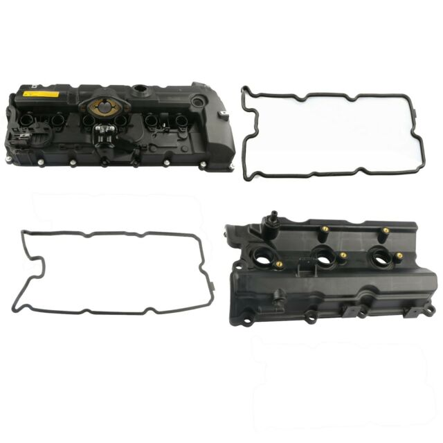 2x Left  U0026 Right Engine Valve Covers For Nissan 350z