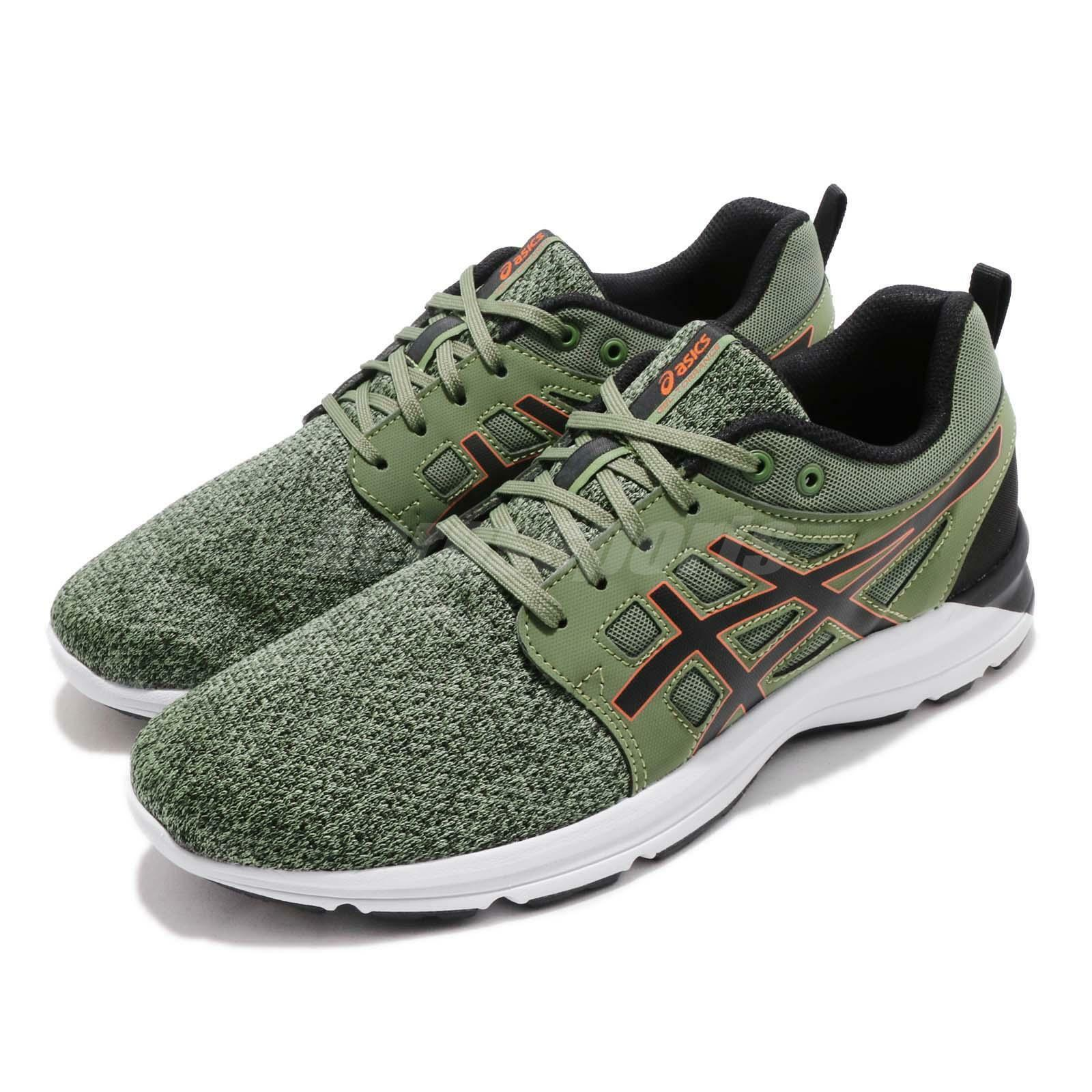sale retailer 3db54 a5339 Asics Gel-Torrance Cedar Green Black Black Black Running Shoes Sneakers  1021A049-300 fa22dc
