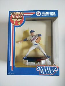 STARTING LINEUP 1993 Stadium Stars Nolan Ryan Arlington Rangers MLB Baseball SLU