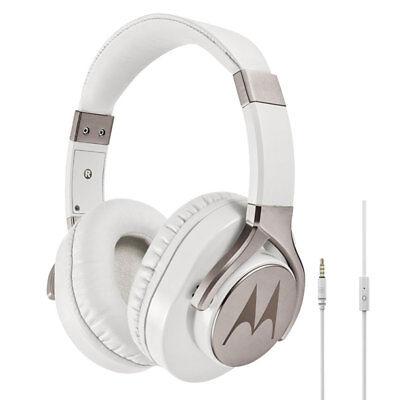 Sistematico Motorola Pulse Max Cuffie Stereo 3.5mm+microfono Pr Huawei P8 P9 P10 Lite Pmx8 Fornire Servizi Per Le Persone; Rendere La Vita Più Facile Per La Popolazione