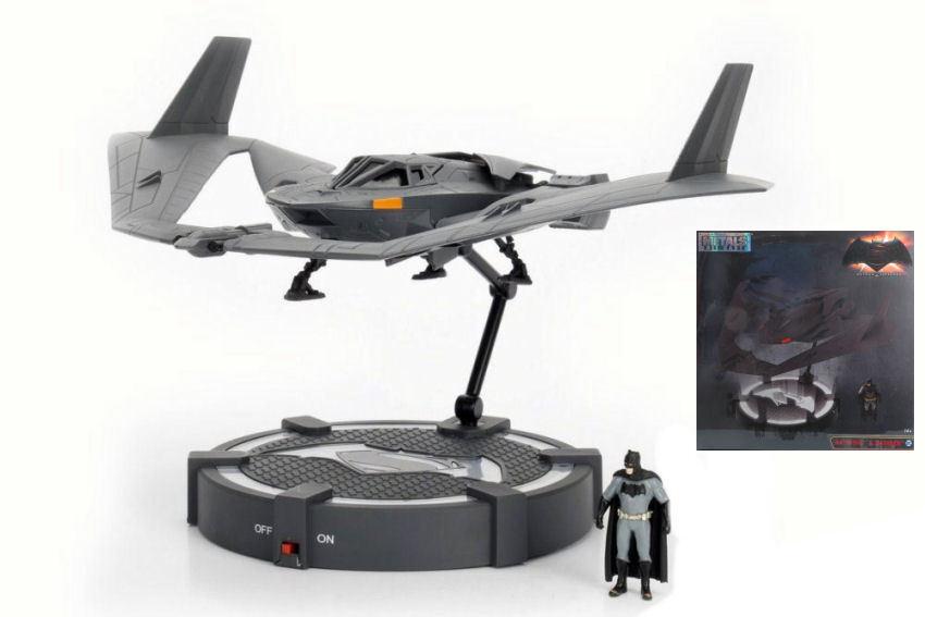 Batwing 2016 'Batman V Superman' W/Batman figure 1:32 MODEL Jada Toys