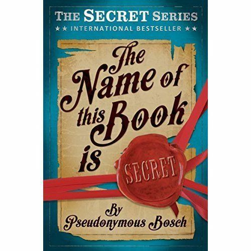 """The Name of This Book is Secret (The """"Secret"""" Series)"""