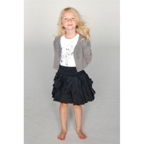 NWT ELIANE /& LENA Paris JUPELLE girls black noir skirt sz 5y 8y 10y style 45J04