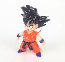 new Dragon Ball Son Goku Light Up LED Torch With sound Keyring KeyChain UKYS220