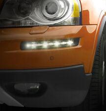 LED-Tagfahrlicht Volvo XC90 - ab Baujahr 2007 - Slim Line 500 chrom
