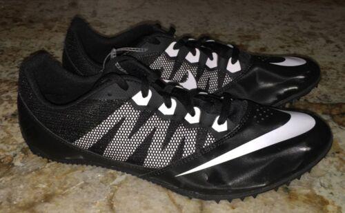 5 11 Bianco S Track 10 Nike 7 Nero Sprint Spikes 12 Rival Uomo 13 5 10 Zoom 11 wqwWX76S