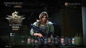 Account Activision Call of Duty perfect for Warzone with Armi al massimo e skin