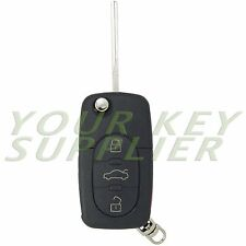 Remote Flip Key Fob Transmitter Keyless Entry Remote New Uncut for VW Volkswagen