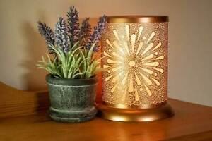 Owlchemy-Sunburst-Electric-wax-burner-tart-warmer-with-light-amp-dimmer