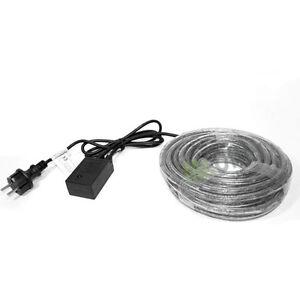 Tubi luminosi led natalizi per esterno luce bianca tubo for Tubo luminoso led per esterno