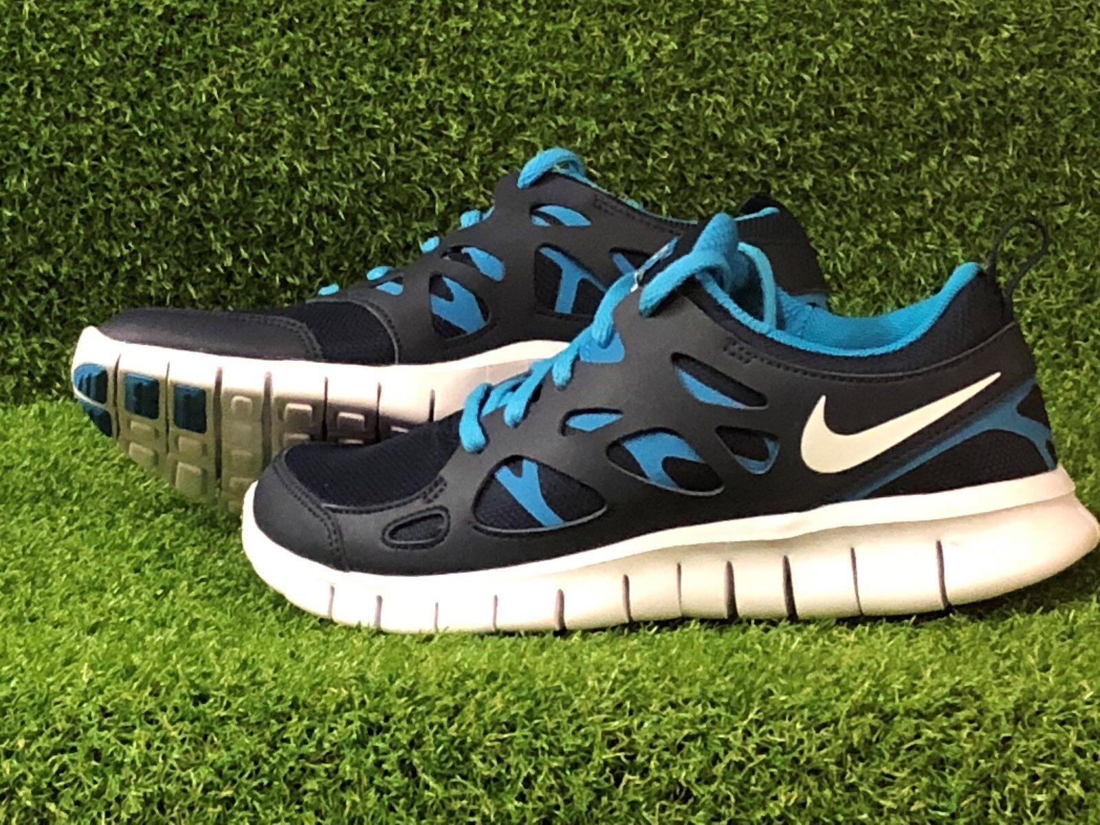 NIKE NIKE NIKE Free 2 Run Gs scarpe da ginnastica scarpe [443742 406] MIS. 37,5 - 38 NUOVO | lusso  | Il materiale di altissima qualità  e3a949