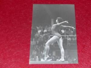 Col-J-DOMARD-GYMNASTIC-ORIGINAL-PHOTO-NADIA-COMANECI-XIXe-WC-STRASBOURG-1978