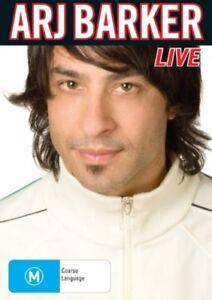 Arj-Barker-Live-DVD-2006-STAND-UP-COMEDY-Region-4-Australia