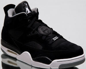 195515572c6eff Jordan Son Of Mars Low Men New Black White Grey Lifestyle Sneakers ...