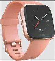 Artikelbild Fitbit Versa Rosegold Smartwatch Herzfrequenz 1,34 Zoll