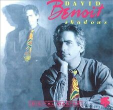 Shadows by David Benoit (CD, Oct-1991, GRP (USA))