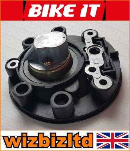 2 Teclas Yamaha MT-09 Tracer 2015-2017 fcpy 01 Bikeit Con Cerradura Tapa de combustible tapón