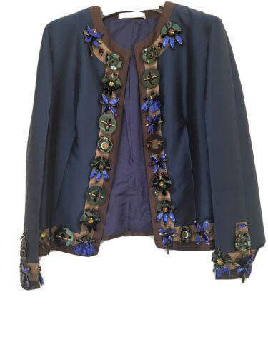 Prada Jeweled Jacket