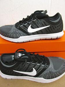 Détails sur Nike Femme FLEX ADAPTER Tr Running Baskets 831579 001 Baskets Chaussures afficher le titre d'origine