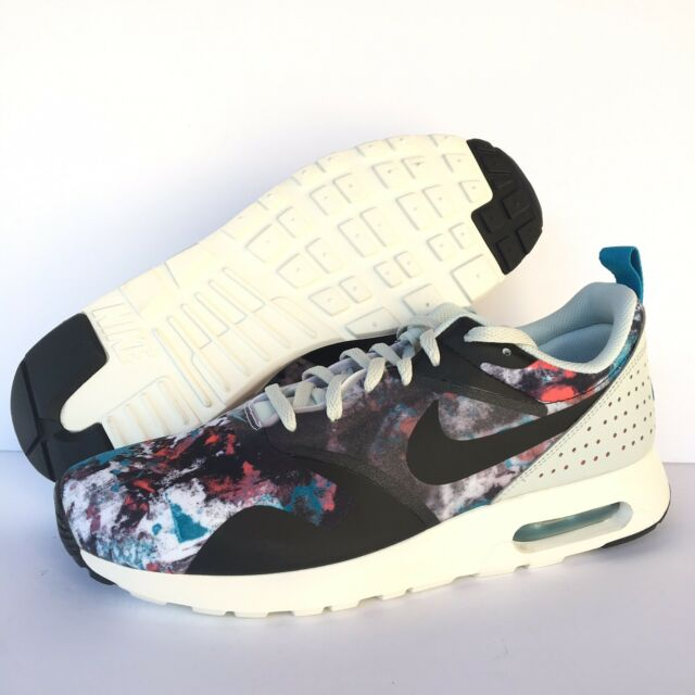 Nike Air Max Tavas N7 Mens Size 10 Running Gym Shoes Multicolor 822784 046 Rare