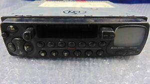 Autoradio Vintage FM/AM Cassette AutoReverse Majestic Model dp77wk