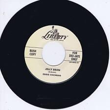 EDDIE COCHRAN - JELLY BEAN / DON'T BYE, BYE BABY ME (Un-issued 1950s ROCKABILLY)