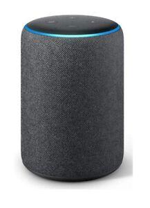 - Amazon echo Plus (2. gen.) - antracita sustancia-estrenar-entrega rápida...