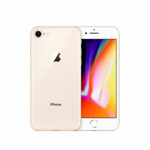 Apple-iPhone-8-64GB-Gold-039-Excellent-condition-039-Unlocked-A1905-with-warranty