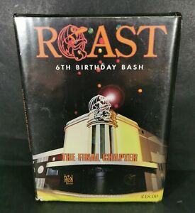 Roast-6th-Birthday-Drum-amp-Bass-Rave-Album-Complete-8-Tape-Cassette