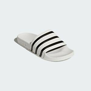 the latest f8670 457a9 Image is loading Nwt-Adidas-Originals-ADILETTE-SLIDE-shoe-Sandal-Slippers-