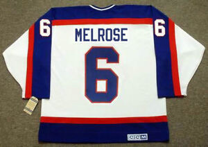 3866f4389 Image is loading BARRY-MELROSE-Winnipeg-Jets-1979-CCM-Vintage-Throwback-