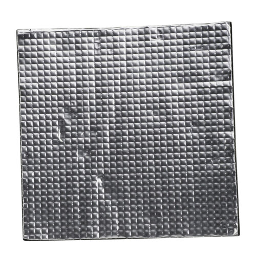 1x Foil Self-adhesive Insulation Cotton Sticker Heat Bed Thermal Pad 300mm