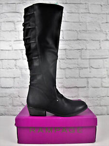 New-Rampage-inlay-tall-boot-womens-size-8-5-or-10-your-choice