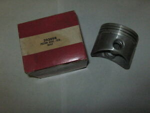 Genuine-Briggs-amp-Stratton-Gas-Engine-Piston-Only-New-Old-Stock-393868
