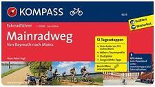 Mainradweg von Bayreuth nach Mainz von Hans-Peter Vogt (2015, Kunststoffeinband)