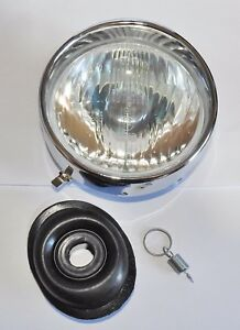 FIAT-500-D-F-L-R-G-FARO-ANTERIORE-FRONT-HEAD-LIGHT